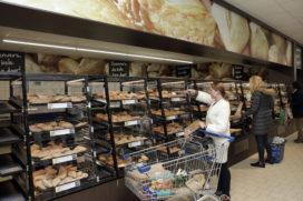 Aldi gaat brood in winkel afbakken