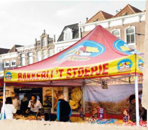 Marktbakker 't Stoepje is onderdeel van de MFG.