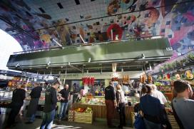 Markthal Rotterdam 'beste van de wereld'