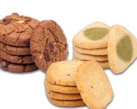 Van der Pol introduceert nieuwe bake-off koekjes