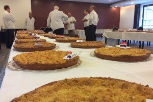 Vlaaikeuringen tijdens Week van de Limburgse Ambachtelijke Bakker