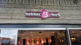 Bakker Bart opent nieuwe winkel in centrum Enschede