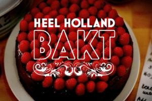 Heel Holland Bakt op televisie rond de feestdagen