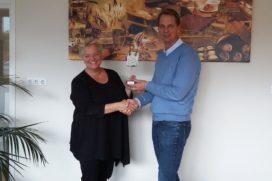 Eerste 'Tasjes Award' gewonnen door Meesterbakker Roodenrijs