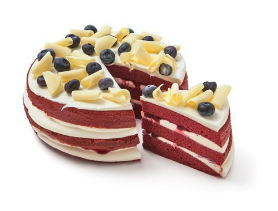Winnende Red Velvet-taart van Roos Mijnheer is in Hema-winkels verkrijgbaar.