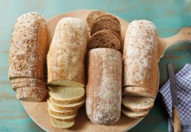 Brood van bakkerij 't Stoepje nagenoeg E-nummer vrij