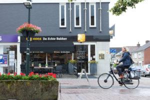 Echte Bakker Bi'j Oons bevindt zich in het centrum van Haaksbergen.