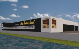Bakkerij Den Soeten Inval slaat eerste paal voor nieuwe bakkerij