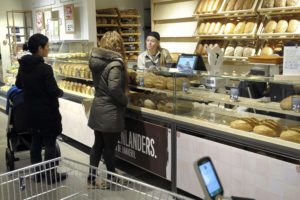 Distrifood toont supermarkt top 10 kwaliteit/versheid brood