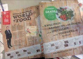 Derde Deka World of Food geopend