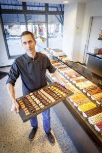 Mede-eigenaar Jan Peter Reijngoudt is een vertrouwd gezicht op beurzen en bij De Truffel in Woerden.