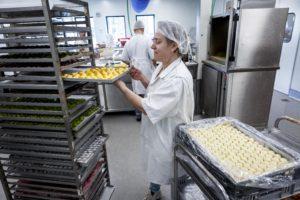 Chocolatier Renate van der Weijde is het bedrijf begonnen in 1996.