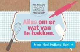 Boete voor Heel Holland Bakt geschrapt