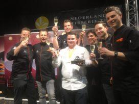 Patrick de Vries wint de Dutch Pastry Award