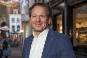 NBOV-directeur Jan Sander de Bie vertrekt