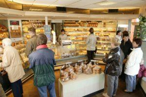 Klant gaf in juni 2,3 procent meer uit aan food