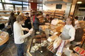BakkerijMonitor: meer klanten tijdens Paasweek bij bakkerijen