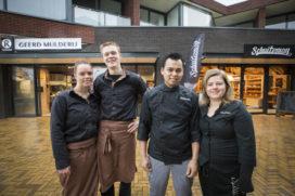 Bakker Schuiteman en slager Mulderij vormen versstraat in Voorthuizen