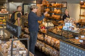 Aantal bakkerswinkels in 10 jaar tijd stabiel