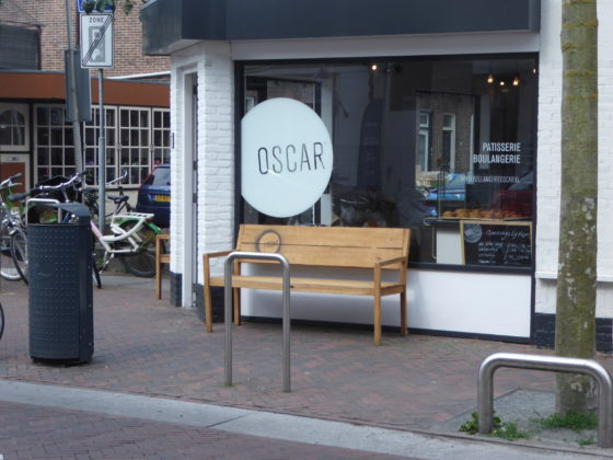 Bakkerij Oscar in Heemstede (3 foto's). Er is ook een vestiging in IJmuiden.