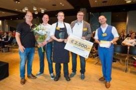 Restaurant Vroeg verkozen tot leerbedrijf van ROC Midden Nederland