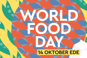 World Food Day! zorgt voor bewustwording