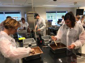Eerste Chocolade Compleet-cursus na zomerstop van start