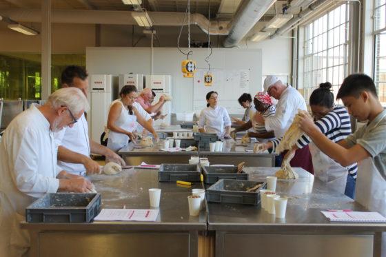 Foto's: Bakery Institute