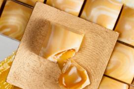 Callebaut lanceert 'Gold' karamelchocolade