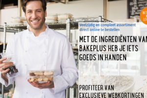 Bakeplus lanceert e-commerce platform