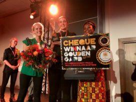 Lisa Matthijssen wint Gouden Gard 2017