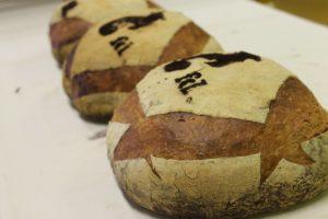 Het Gazellenbrood van Bakery Institute. Foto: Bakery Institute