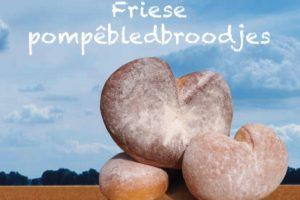 Biobakker Van Esch bakt pompeblêdbroodjes van oergranen