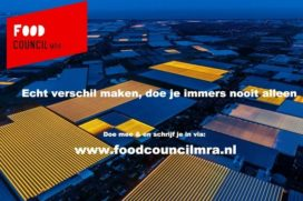 Eerste internationale congres Flows of Food in Amsterdam