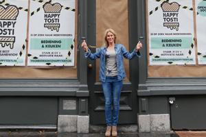 Happy Tosti opent tweede franchisewinkel in 2018