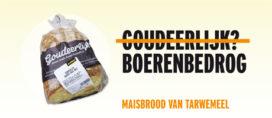 Gouden Windei voor Jumbo Maisbrood zonder maismeel