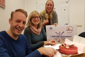 Brood.net breekt door grens van 1 miljoen bezoekers