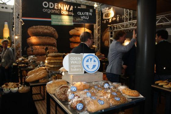 Odenwald biedt een range aan biologische en glutenvrije broden en broodjes.