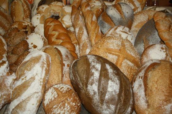 Biologisch brood van Verbeek uit Brummen.