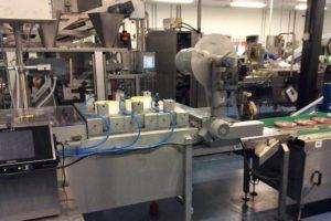 Veiling van bakkerijmachines