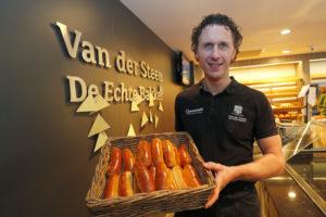 Worstenbroodjes van Echte Bakker Van der Steen