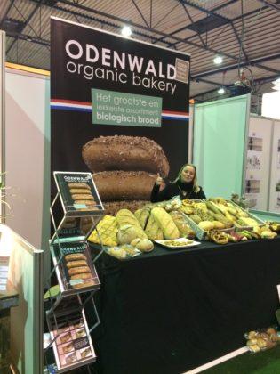 Odenwald biedt vooral assortiment voor de horeca en retail. Het bedrijf werkt samen met een tiental biologische bakkerijen en heeft ook een bierbrouwerij.