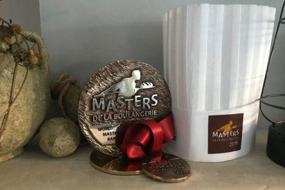 Winnaar Bakery Masters: 'Ongelooflijk dat-ie op de schoorsteenmantel staat'
