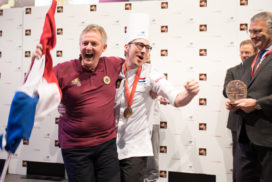 Nederland heeft een wereldkampioen: Peter Bienefelt