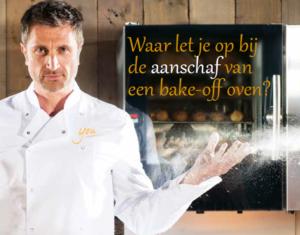 Aanschaf bake-off oven