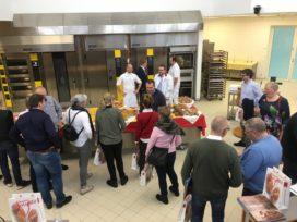 Bakkers krijgen demo fingerspitzengefühl in Oostenrijk