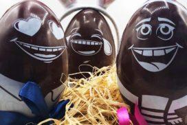 Libeert introduceert paasei met emoticons