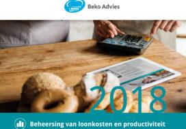 Beko Advies: loonkosten blijven grootste post