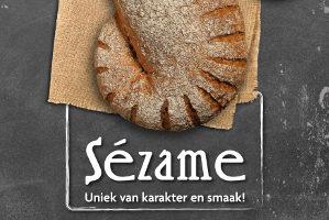 Meneba introduceert meergranenbrood Sézame