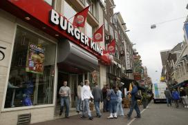 Nederland telt 6240 fastfoodzaken